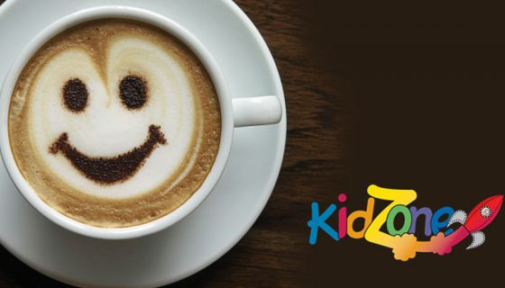 Kidzone coffee morning