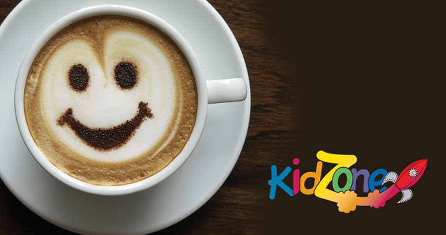 Kidzone coffee morning