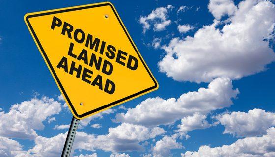promised land ahead