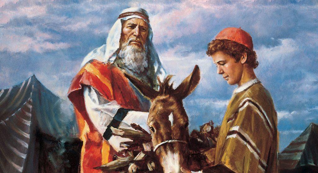 abrahams faithfulness to god